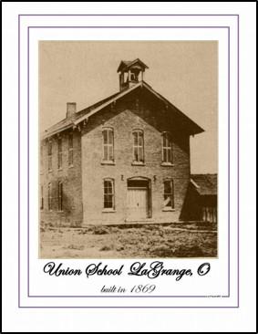 Old and New LaGrange-Keystone Schools | Village of LaGrange